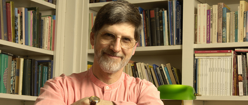 James S. Cutsinger, Religious Studies Professor passed in February of 2020
