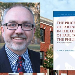 Alumni Professor Publishes Monograph
