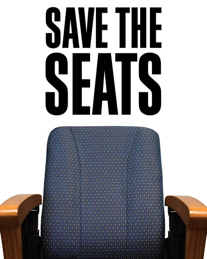Save The Seats Campaign