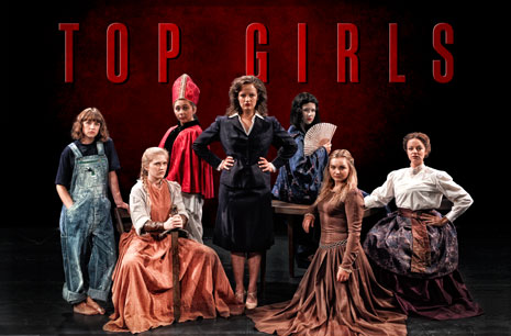 Top Girls poster image