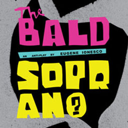 The Bald Soprano Logo