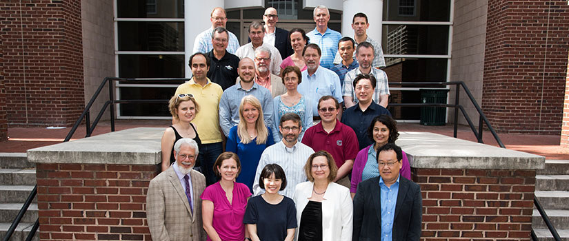 2017 Faculty Group