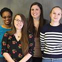 Graduate Student Achievement Award Winners Named