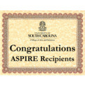 ASPIRE Grant Recipients Announced