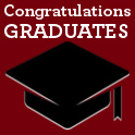 Congratulations to the May 2015 Graduates