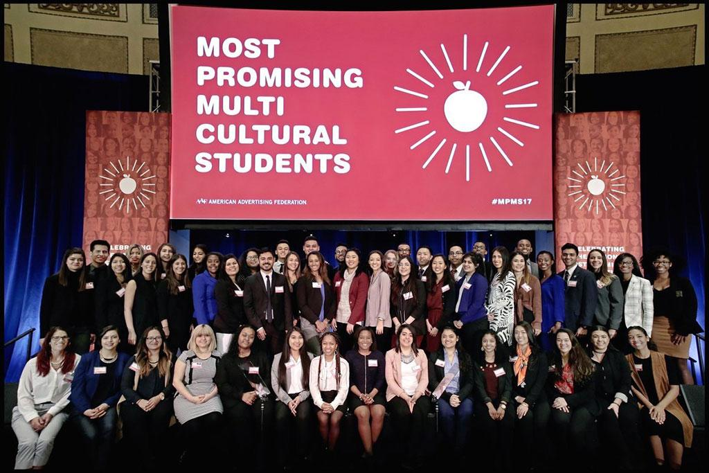 Chardonnay and Alexis were named two of the nation's Most Promising Multicultural students during a four-day event in New York City.