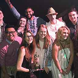 Students win advertising awards