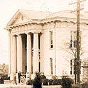 Davis College's historic restoration