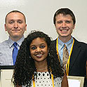 Outstanding students recognized at awards ceremony