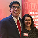 Two SJMC students named among the 50 Most Promising Multicultural Students in the nation