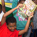 Building a stronger community through reading