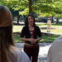Alumni Spotlight: Elizabeth Cassidy West