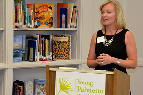 Young Palmetto Books Launch Video Image