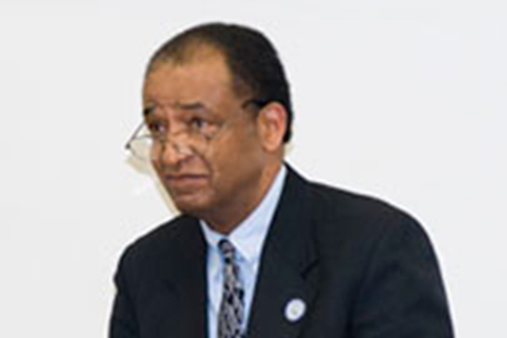 Cleveland L. Sellers, Jr., President of Voorhees College