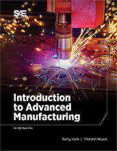 Introduction to Advanced Manufacturing textbook cover