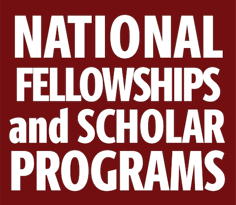 National Fellowships and Scholar Programs