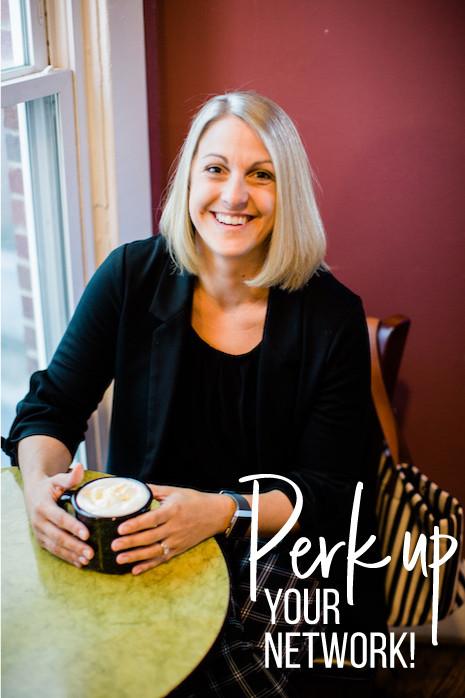 Erica Elbery Perk Up Your Network