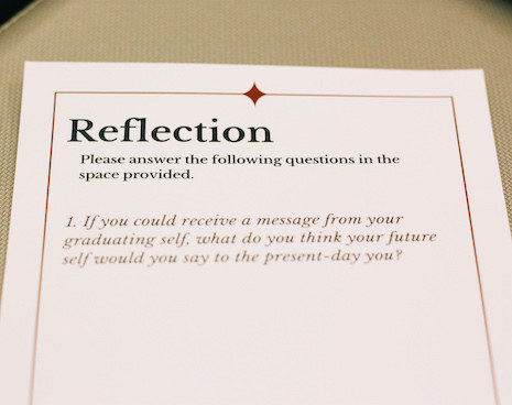Convocation reflections