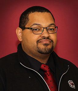 Kyle Elekwa, academic advisor, College of HRSM