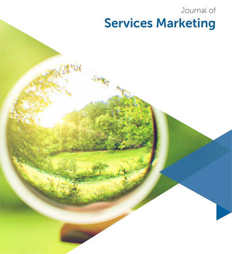logo of Services Marketing Journal