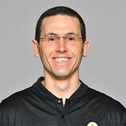 Matt Symmes is now athe effective quarterbacks coach for the Steelers