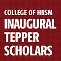 Meet the inaugural Tepper Scholars