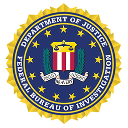 Official seal for the Federal Bureau of Investigations