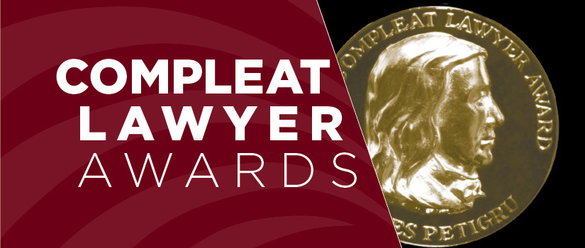 Compleat Lawyer Award logo