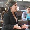 Ninth Annual Mock Trial Competition hosted in Judge Williams Courtroom