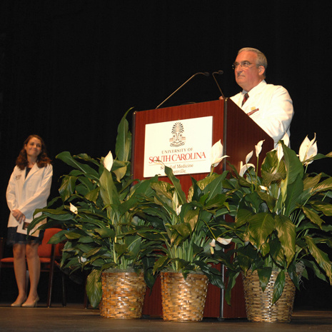 White Coat Ceremony Photo Gallery