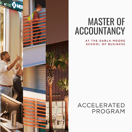 MACC Accelerated program brochure