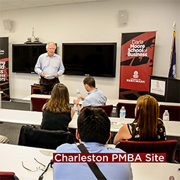 PMBA classrooom in Charleston