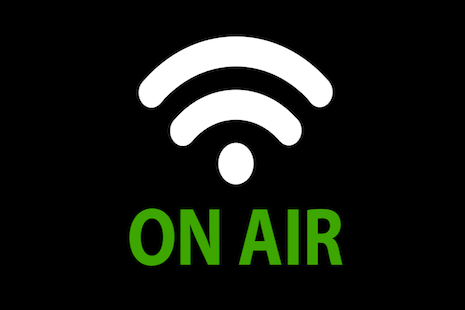 on air image