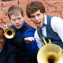 SPARK: Carolina's Music Leadership Laboratory hosts C Street Brass Mini-Residency