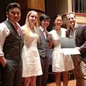 The Biscopink String Quartet wins first prize in US