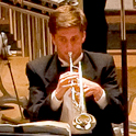 wind ensemble closeup photo