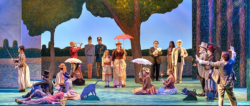 Stephen Sondheim: Sunday in the Park with George