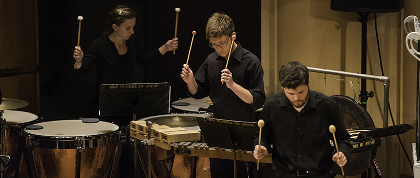USC Percussion Ensemble