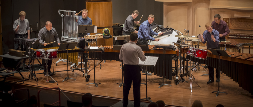 USC Percussion Ensemble Recital