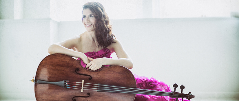 Guest Artist Inbal Segev, cello