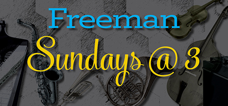 Freeman Sunday concerts