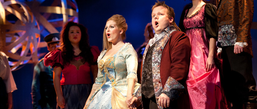 Students of Voice in Candide