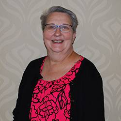2019 2020 Amy V. Cockcroft Leadership Fellow Wendy Hatchell