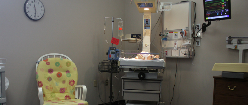 Pediatric Suite
