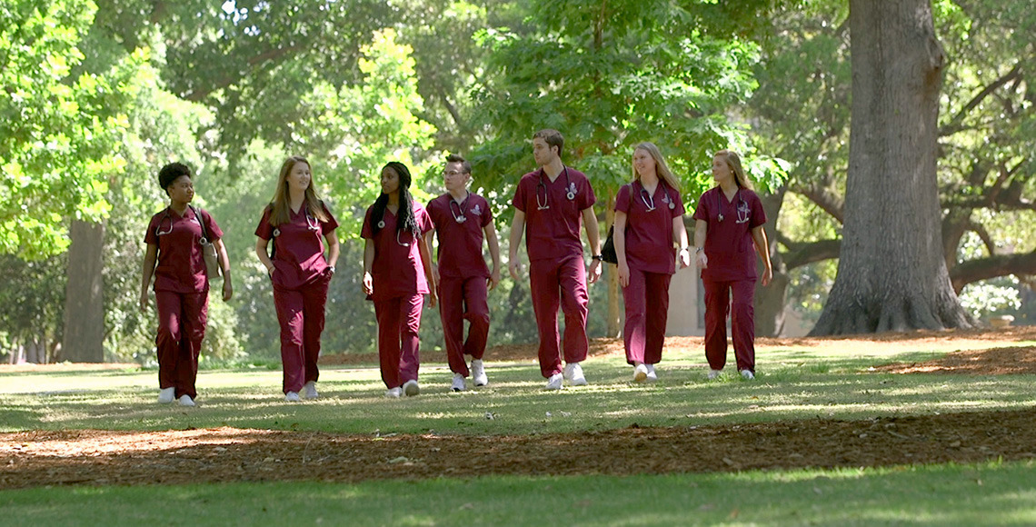 UofSC College of Nursing Video