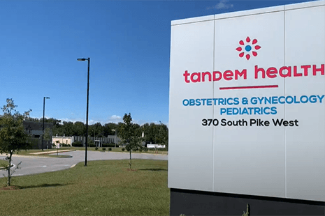 Tandem Health office