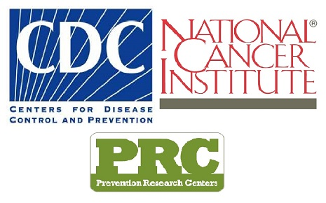 Centers for Disease Control and Prevention and the National Cancer Institute logos