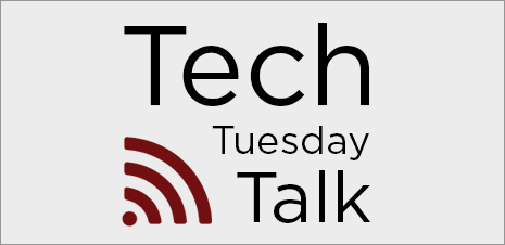Tech Tuesday Talk logo