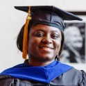 May graduate (Ph.D, EPID) Olubunmi Orekoya committed to career in reducing health disparities in pediatric obesity