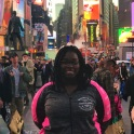 Rising senior Laja Wright participates in Summer Public Health Scholars Program at Columbia University